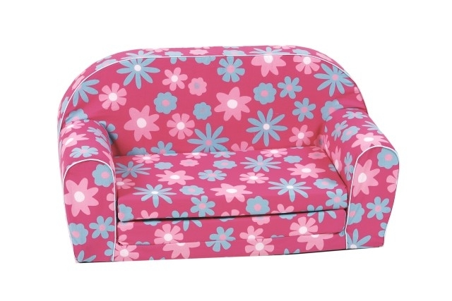 Mini sofa knorr baby flower for Mini schlafsofa